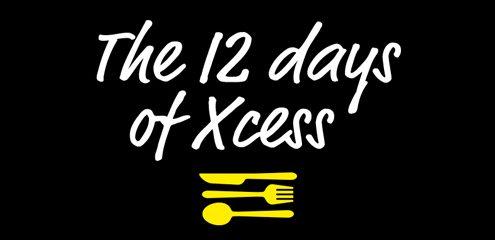 12 days of xcess