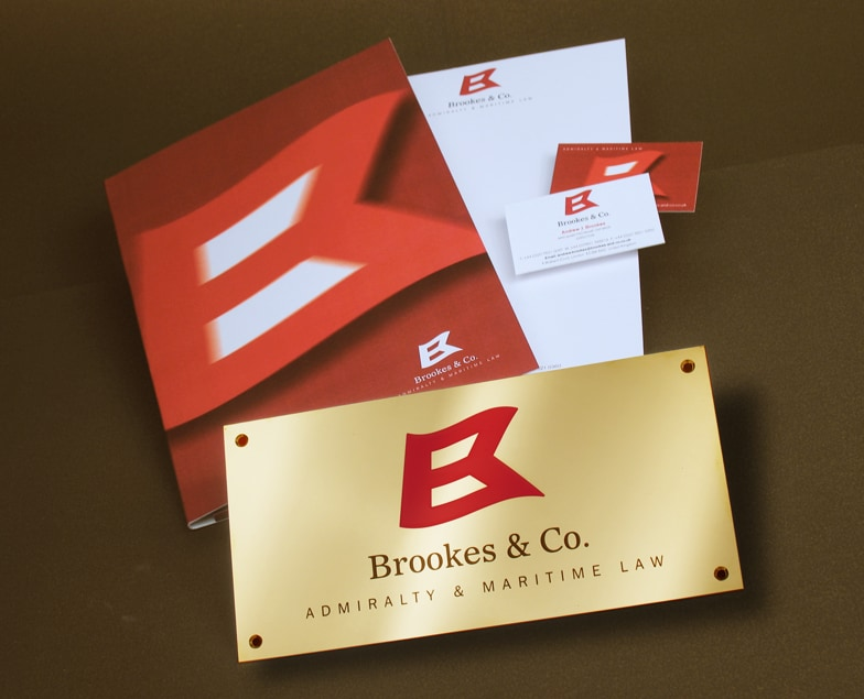 Brookes & Co. collateral