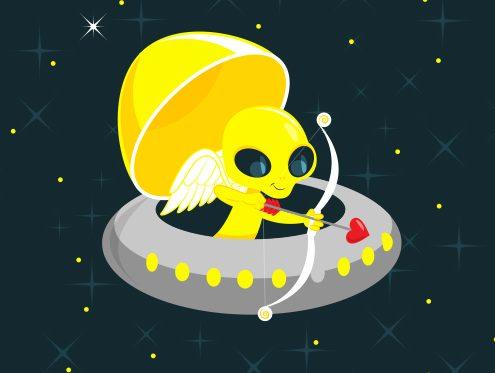 Cupid alien